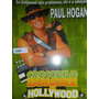 Dvd Crocodilo Dundee Em Hollywood Com Paul Hoganfrete R$8,00