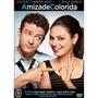 Dvd Amizade Colorida - Justin Timberlake Novo Lacrado