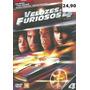 Dvd Filme - Velozes E Furiosos 4 (dublado/lacrado)