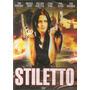 Dvd Filme - Stiletto (dublado/legendado/lacrado)