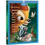 Blu Ray Bambi Edição Diamante Disney Novo Lacrado Com Luva!