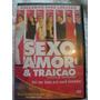 Dvd Sexo Amor & Traição - Nacional 100% Original Usado