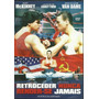 Dvd - Retroceder Nuca Render-se Jamais - Van Dame - Original