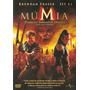 Dvd Filme - A Múmia: Imperador Dragão (dub/leg/lacrado)