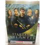 Dvd Stargate Atlantis - 4° Temporadas - 5 Dvd