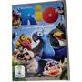 Rio Dvd Lacrado Novo Original