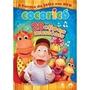 Cocoricó 28 Clipes Musicais Dvd Lacrado Original