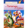 A Tartaruga E A Lebre - Disney - Dvd Original, Seminovo
