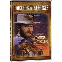 Dvd Três Homens Em Conflito