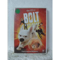 Dvd Bolt - Supercão - Frete Gratis