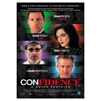 Dvd Confidence O Golpe Perfeito Andy Garcia Dustin Hoffman