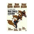 Onde Começa O Inferno * Rio Bravo * John Wayne * Dvd * Fr Gr