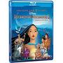 Blu-ray Pocahontas 1 + Pocahontas 2 - Imperdivel