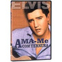 Dvd Ama-me Com Ternura - Elvis Presley - Original