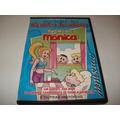 Dvd Infantil Grandes Aventuras Turma Da Monica