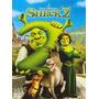 Dvd Novo Lacrado Fantastico Para Colecionar Shrek 2+frete
