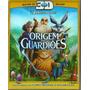 Blu - Ray Duplo A Origem Dos Guardiões - Novo***