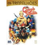 Dvd Original Do Filme Os Trapalhões - Cinderelo Trapalhão