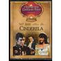 Dvd, Cinderela ( Raro) - Teatro Dos Contos De Fadas