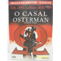Dvd - O Casal Osterman - Edição Do Diretor - Dvd Duplo