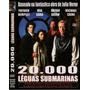 Dvd 20.000 Léguas Submarinas (patrick Dempsey)