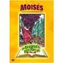Dvd As Grandes Histórias Bíblicas Moisés Novo