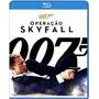 Blu Ray 007 Operaçao Skyfall Novo Lacrado Original