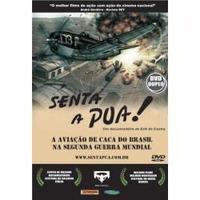 Dvd Senta A Pua - Duplo 2ª Guerra Mundial Original