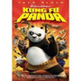 Dvd Kung Fu Panda Impecável Original (jack Black)
