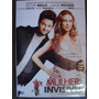 Dvd A Mulher Invisível Com Selton Mello E Luana Piovani