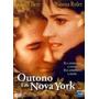 Dvd Outono Em Nova York ( Richard Gere)