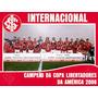 Dvd Inter Campeão Libertadores E Mundial 2006 - O Colorado