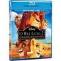 Blu Ray - O Rei Leão 2 - O Reino De Simba (duplo) - Lacrado!