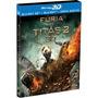 Blu-ray 3d Fúria De Titãs 2 - Original Semi Novo Com Luva 3d