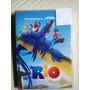 Dvd Filme Rio Desenho Animado Original Semi Novo