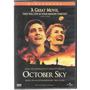 Dvd October Sky Região 1 (só Compre Se Souber Oque É)