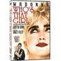 Quem É Essa Garota Dvd Madonna Who´s That Girl Dublado