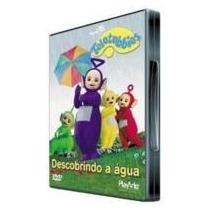 Dvd Teletubbies - Descobrindo A Água *** Frete Grátis ***