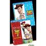 Blu Ray Disney Combo Toy Story 1 2 E 3 - 3 Filmes Orig. Novo
