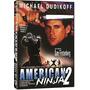 Dvd A Volta Do Guerreiro Americano ( Dublado ) Frete Grátis