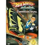 Dvd Do Filme Hot Wheels Acceleracers - A Corrida Final