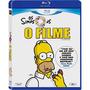 Os Simpsons - O Filme [blu-ray] Nacional - Frete Gratis