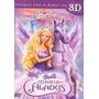 Dvd Barbie E A Magia De Aladus - Lacrado - Original Novo