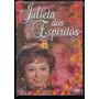 Dvd, Julieta Dos Espíritos, Itália Fellini, Giuliet Masina,4