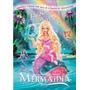 Dvd Original Do Filme Barbie Mermaidia