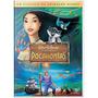 Dvd Pocahontas - Original Disney
