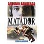 Dvd Matador Gay Cult Espanhol Antonio Banderas Almodovar