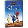 Dvd Priscilla - A Rainha Do Deserto