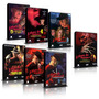 Box Original 7 Filmes Hora Do Pesadelo Freddy Krueger Novo