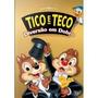 Dvd Original Do Filme Tico E Teco - Diversão Em Dobro